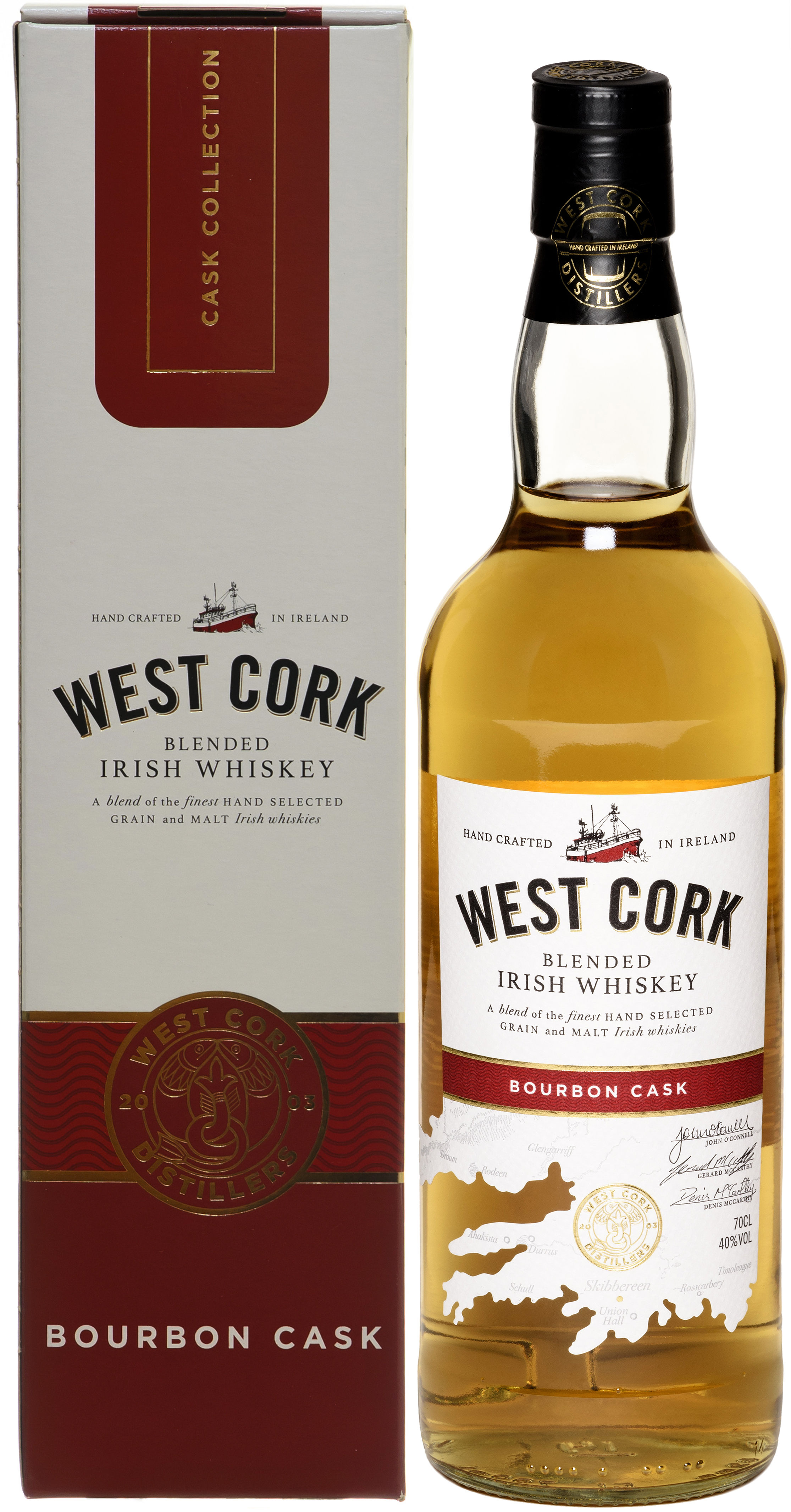 West Cork Bourbon Cask (Original)