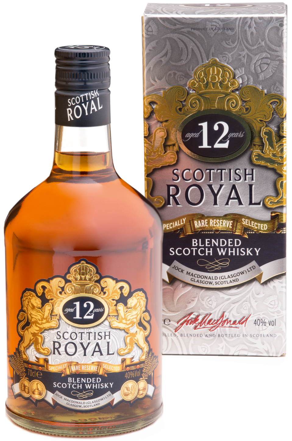 Scottish Royal 12 YO