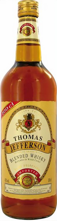 Thomas Jefferson Blended Whisky