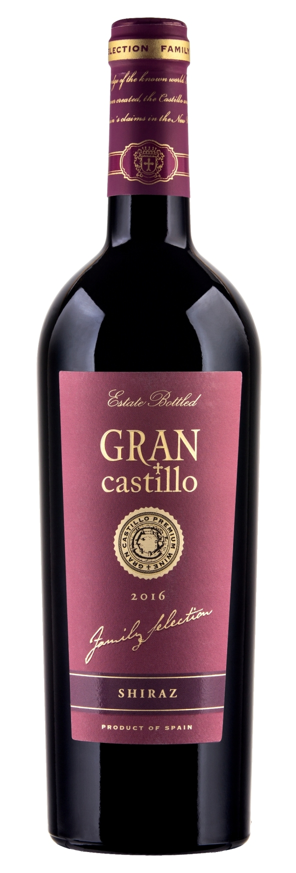 Gran Castillo Family Selection Shiraz