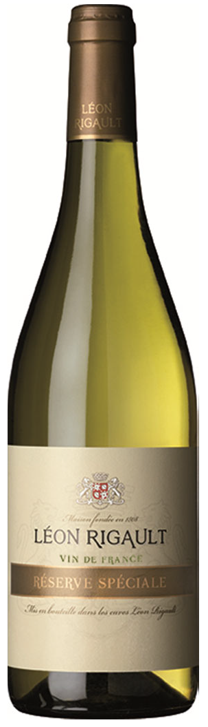 Leon Rigault Reserve Speciale Blanc