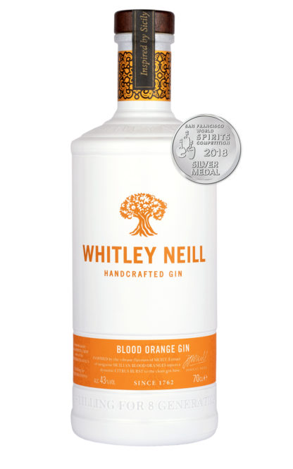 Whitley Neill Blood Orange Gin