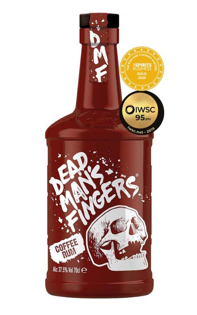 Dead Man's Fingers Coffee Rum
