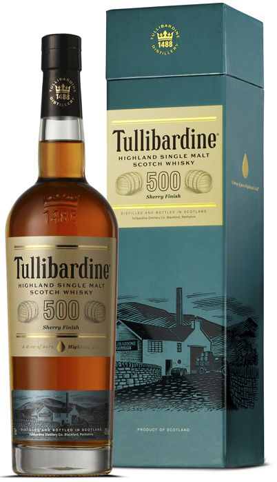 Tullibardine 500 Sherry Finish